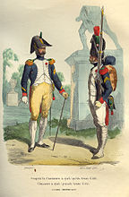 Napoleon Guard Chasseurs by Bellange.jpg