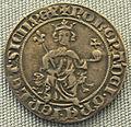 Napoli, gigliato di roberto d'angiò, 1309-1343.JPG