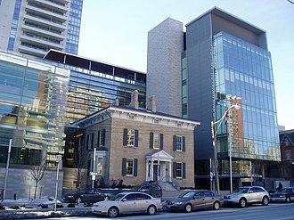 Canada's National Ballet School - Image: National Ballet School