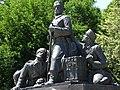 Nationalist Statue in Plaza - Tsar Simeon Garden - Plovdiv - Bulgaria (43346408191).jpg