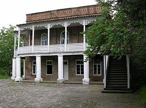 Gurjaani - Nato Vachnadze Museum