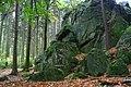 Natural monument Tupadelské skály in 2012 (1).JPG