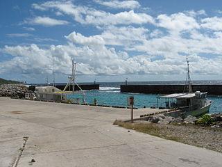 Anibare District District in Anabar, Nauru