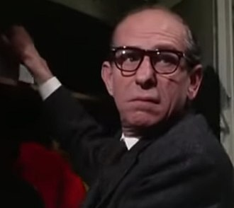 Ned Glass - Glass in Charade (1963)