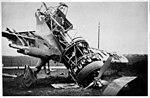 Nederlandse Fokker D-XXI 0222, 10 mei 1940 neergeschoten nabij Den Haag.jpg