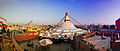 Nepal - Kathmandu - Bodhnath panorama.jpg
