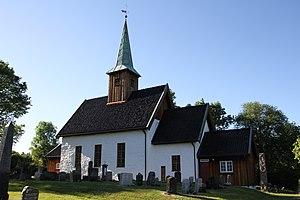 Nesodden - Nesodden Church