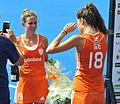 Netherlands v Poland - Eurohockey 2015 (20636120108).jpg