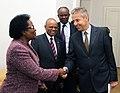 Neujahrsempfang afrikanische Botschafter mit Staatssekretär Lopatka (8380357648).jpg