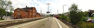 Neustadt am Rübenberge - Railway station