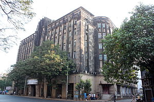 New India Assurance - New India Assurance Building, Mumbai, Maharashtra