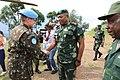 New MONUSCO Force Commander undertakes maiden operational visit to Beni, Nord-Kivu. 4 Feb 2020 30.jpg