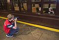New York Transit Museum Subway Birthday Bash (14267121750).jpg