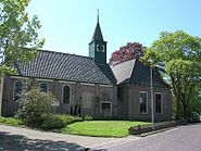 Nibbixwoud-Kerk Bessie