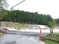 Nichinan town the site of the Iwamihigashi elementary school.jpg
