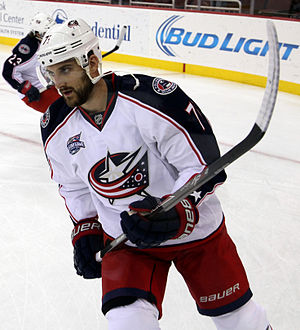 Nick Foligno - Columbus Blue Jackets (2)