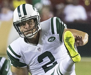 Nick Folk - Folk with the New York Jets in 2016