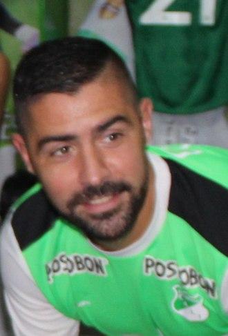 Nicolás Bianchi Arce - Image: Nicolás Bianchi Cropped