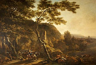 A Landscape with Figures