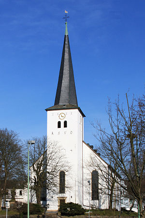 Halver - Nicolai church