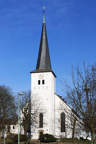 Halver - Nicolai church