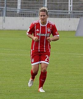 Nicole Rolser German footballer