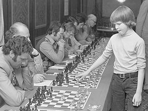 Nigel Short - Nigel Short (1976)
