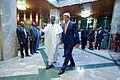 Nigerian President Muhummadu Buhari Leads Secretary Kerry to His Private Office at the Presidential Villa in Abuja (28894647240).jpg