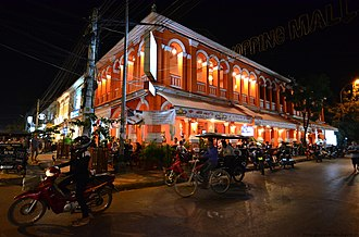 Siem Reap - Nightlife in Siem Reap