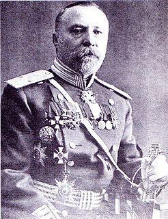 Nikolai Tretyakov Russian general