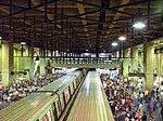 Nivel de los andenes (estación Plaza Venezuela, Caracas Metro).jpg