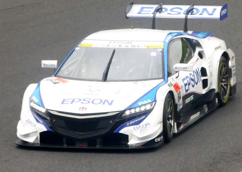 ファイル:No.64 EPSON NSX CONCEPT-GT at 2015 International Suzuka 1000km (7).JPG