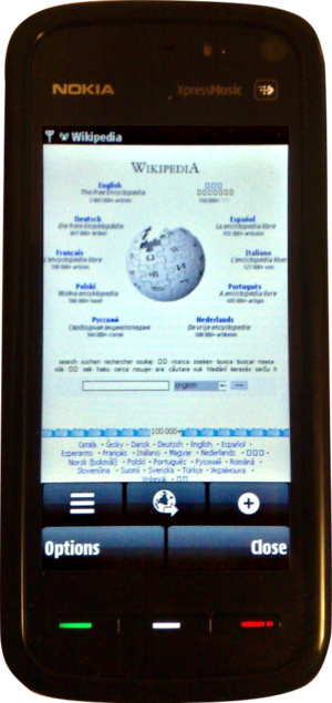 Nokia 5530 xpressmusic wikivisually urtaz Image collections