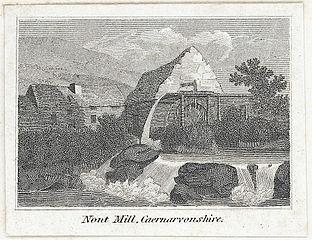 Nont Mill, Caernarvonshire