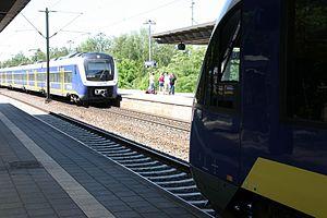 Delmenhorst station - Delmenhorst railway station