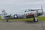 "North American Harvard 4 '93542 TA-542' ""Texan Belle"" (LN-PFX) (28780722108).jpg"