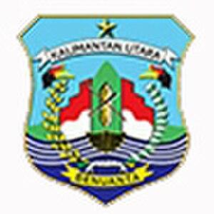 Miss Indonesia 2015 - Image: North Kalimantan Emblem