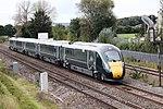 Norton Fitzwarren - GWR 800013 test run from Exeter.JPG