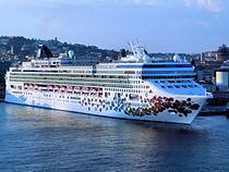 Norwegian gem in Sicily 2008.jpg