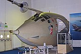 "Nose of Handley Page Victor K.2 'XM717' ""Lucky Lou"" (32849144460).jpg"