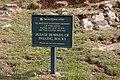 Notice, Lindisfarne Castle - geograph.org.uk - 1231767.jpg