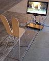 Now interviews, Hans Ulrich Obrist, Architecture Biennale (5177886933).jpg