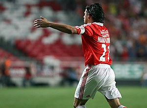 2002–03 S.L. Benfica season - Nuno Gomes returned to Benfica in July.