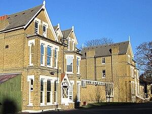 Kim Wilde - Oakfield School in Dulwich