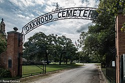 Oakwood Cemetery Fort Worth Tour