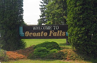 Oconto Falls, Wisconsin City in Wisconsin, United States