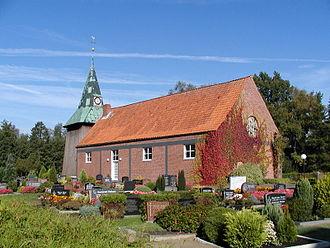 Odisheim - Evangelical Lutheran St. Josse Church
