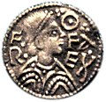 Offa king of Mercia 757 793 silver penny.jpg