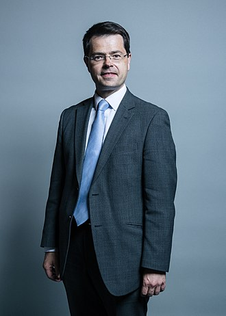 Secretary of State for Housing, Communities and Local Government - Image: Official portrait of James Brokenshire