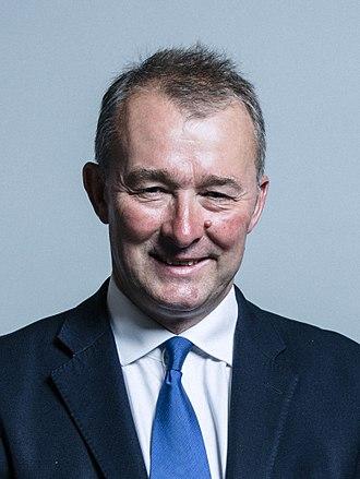 Simon Hart - Image: Official portrait of Simon Hart crop 2